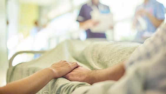 hospital visiting
